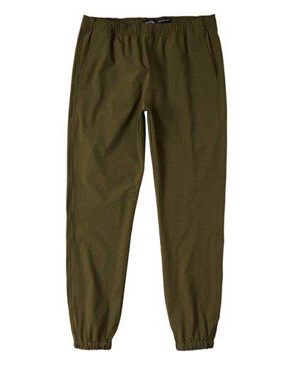 4 Adventure Division Collection Transport - Elastische Hose für Männer  U1PT03BIF0 Billabong