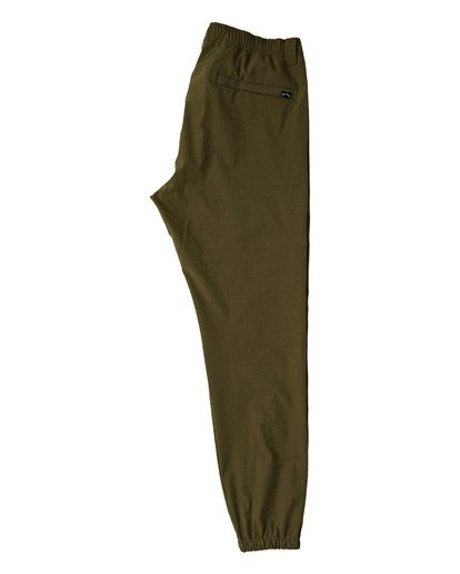5 Adventure Division Collection Transport - Pantalon avec taille élastique pour Homme  U1PT03BIF0 Billabong