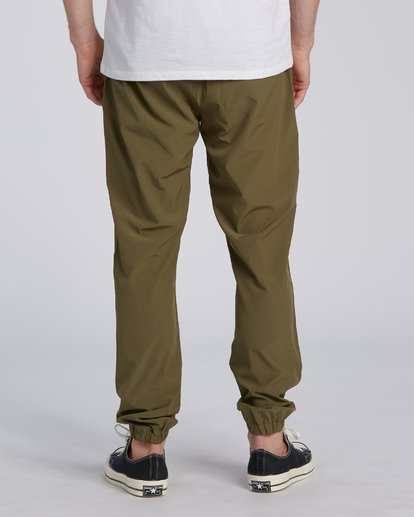 1 Adventure Division Collection Transport - Pantalón con elástico para Hombre  U1PT03BIF0 Billabong