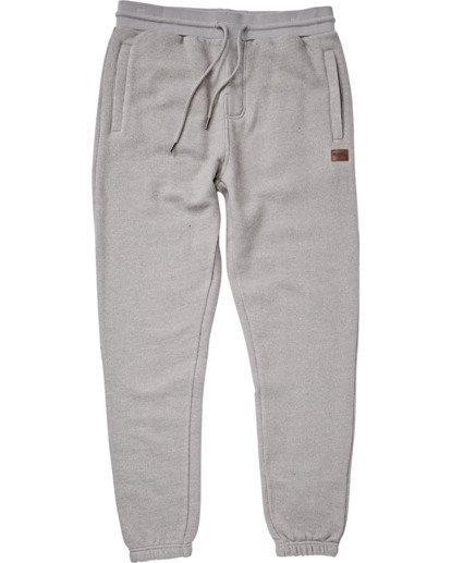 3 Balance Pant Cuffed - Pantalón con elástico para Hombre Gris U1PT08BIF0 Billabong