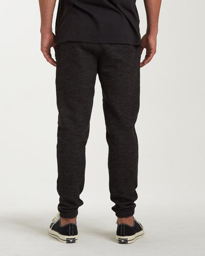 1 Balance Pant Cuffed - Elastische Hose für Männer Schwarz U1PT08BIF0 Billabong