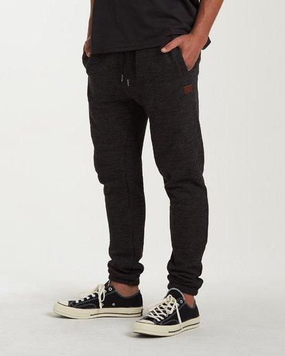 2 Balance Pant Cuffed - Elastische Hose für Männer Schwarz U1PT08BIF0 Billabong