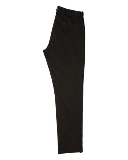 1 73 - Pantalón chino para Hombre Negro U1PT10BIF0 Billabong