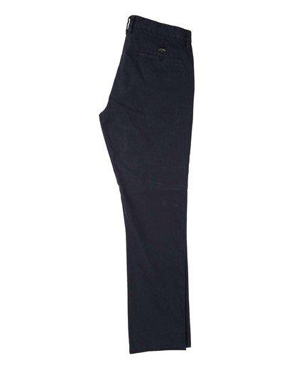 1 73 - Pantalón chino para Hombre Azul U1PT10BIF0 Billabong