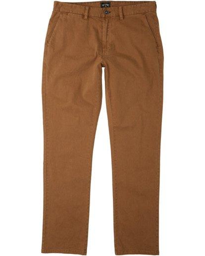 0 73 - Pantalón chino para Hombre  U1PT10BIF0 Billabong