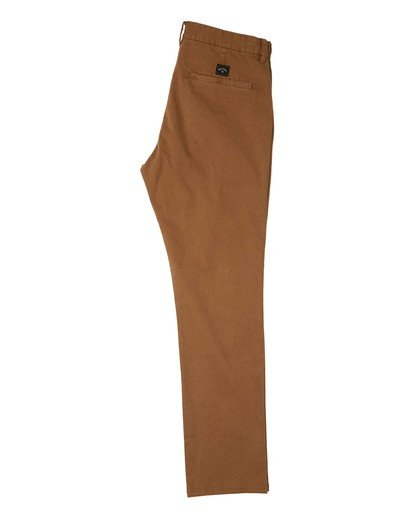 1 73 - Pantalón chino para Hombre  U1PT10BIF0 Billabong
