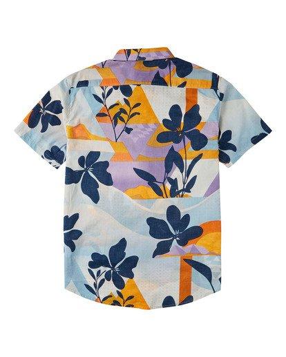 4 Sundays Floral - Camisa de manga corta para Hombre Azul U1SH05BIF0 Billabong