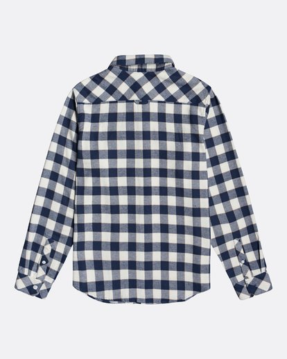 1 All Day Flannel - Langärmliges Hemd für Männer Mehrfarbig U1SH10BIF0 Billabong