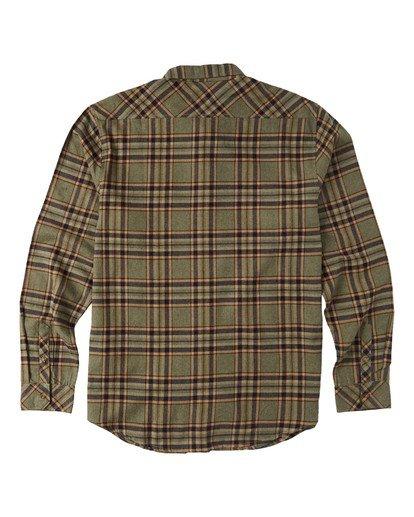5 Coastline - Camisa de manga larga para Hombre  U1SH12BIF0 Billabong