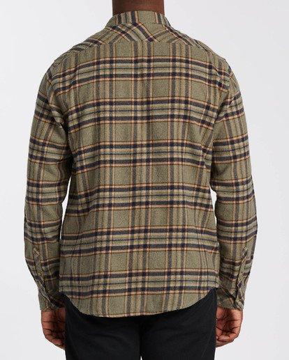 1 Coastline - Camisa de manga larga para Hombre  U1SH12BIF0 Billabong