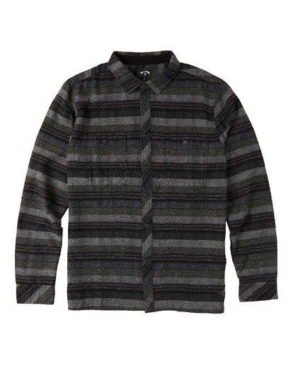 4 Offshore - Camisa de manga larga para Hombre Negro U1SH15BIF0 Billabong
