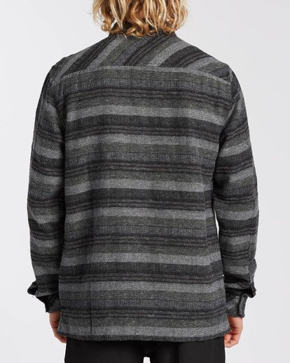 1 Offshore - Camisa de manga larga para Hombre Negro U1SH15BIF0 Billabong