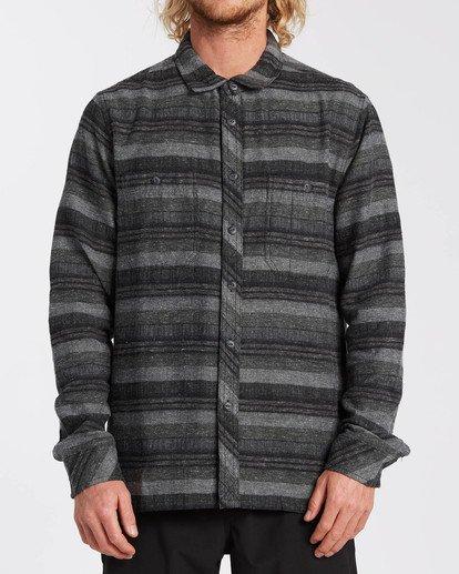 0 Offshore - Camisa de manga larga para Hombre Negro U1SH15BIF0 Billabong