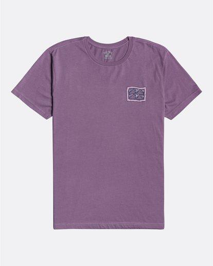 0 Wave Wash Dream Reissue - T-Shirt für Männer Violett U1SS12BIF0 Billabong