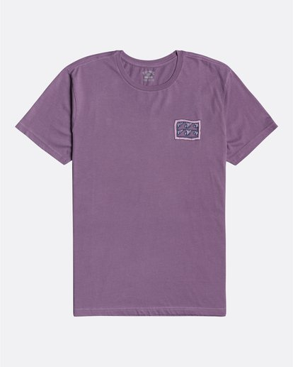 0 Wave Wash Dream Reissue - Camiseta para Hombre Violeta U1SS12BIF0 Billabong