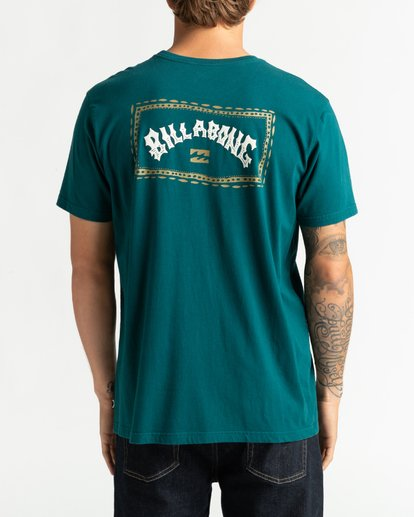 5 Wave Wash Dream Reissue - Camiseta para Hombre  U1SS12BIF0 Billabong