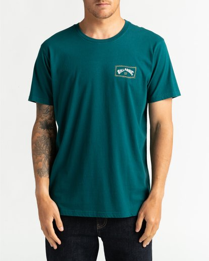 2 Wave Wash Dream Reissue - Camiseta para Hombre  U1SS12BIF0 Billabong