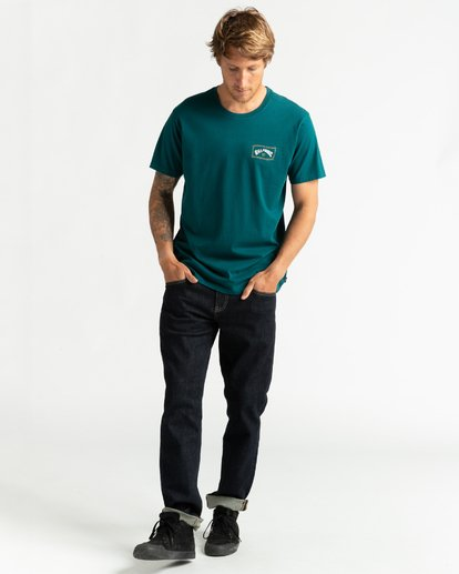 4 Wave Wash Dream Reissue - Camiseta para Hombre  U1SS12BIF0 Billabong