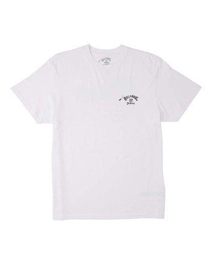 3 Dr Seuss On The Places You'Ll Go - T-shirt pour Homme Blanc U1SS2CBIF0 Billabong