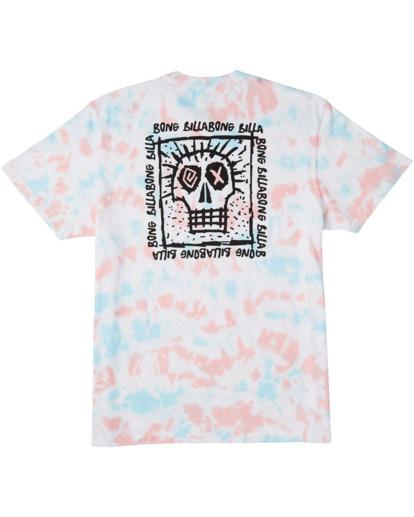 5 Bad Billy - Camiseta para Hombre  U1SS35BIF0 Billabong