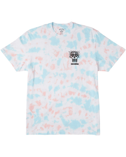 4 Bad Billy - Camiseta para Hombre  U1SS35BIF0 Billabong