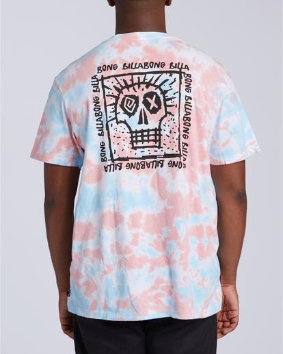 2 Bad Billy - Camiseta para Hombre  U1SS35BIF0 Billabong