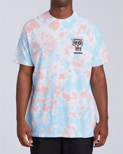 1 Bad Billy - Camiseta para Hombre  U1SS35BIF0 Billabong