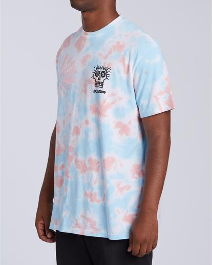 3 Bad Billy - Camiseta para Hombre  U1SS35BIF0 Billabong