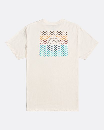 1 Adventure Division Collection Line - Camiseta para Hombre Gris U1SS50BIF0 Billabong