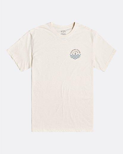 0 Adventure Division Collection Line - T-Shirt für Männer Grau U1SS50BIF0 Billabong