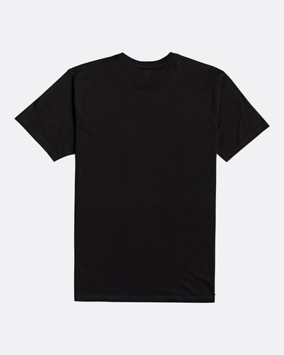 1 Team Wave - T-Shirt for Men Black U1SS51BIF0 Billabong