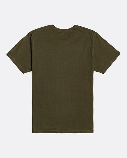 1 Team Wave - T-shirt pour Homme  U1SS52BIF0 Billabong
