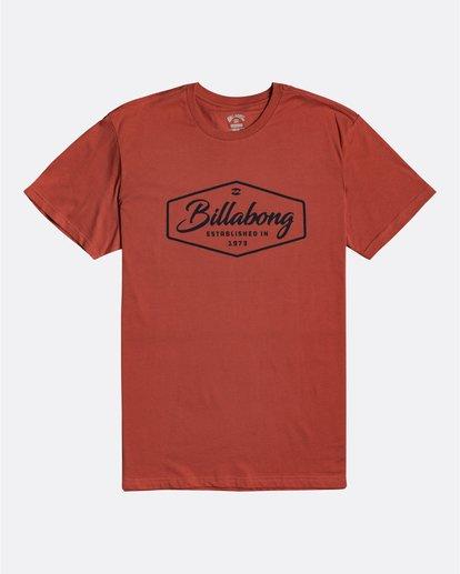 0 Trademark - T-Shirt für Männer  U1SS54BIF0 Billabong