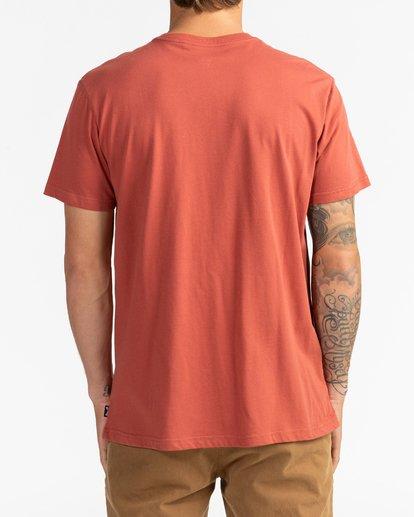 5 Trademark - T-Shirt für Männer  U1SS54BIF0 Billabong