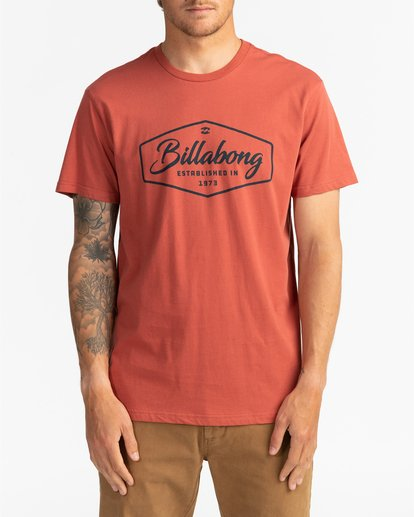 2 Trademark - T-Shirt für Männer  U1SS54BIF0 Billabong