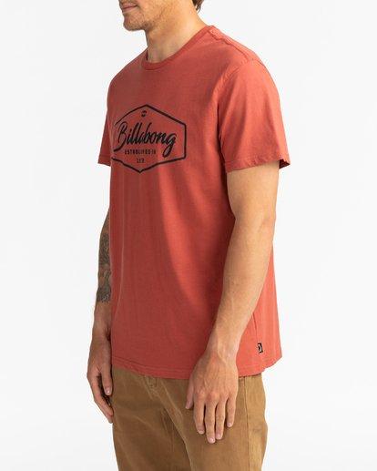 3 Trademark - T-Shirt für Männer  U1SS54BIF0 Billabong