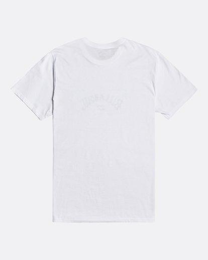 4 Arch - T-Shirt for Men White U1SS57BIF0 Billabong