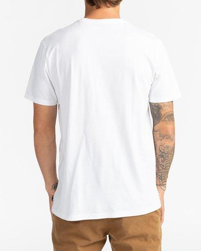 1 Arch - T-Shirt for Men White U1SS57BIF0 Billabong