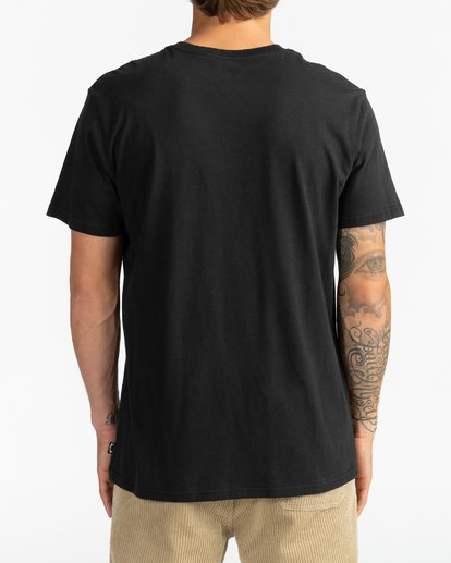 1 Arch - T-Shirt for Men Black U1SS57BIF0 Billabong