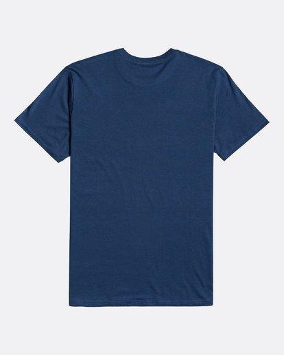 1 Arch - T-Shirt für Männer Blau U1SS58BIF0 Billabong