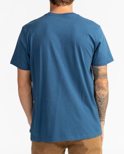 5 Arch - T-Shirt für Männer Blau U1SS58BIF0 Billabong