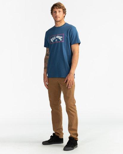 4 Arch - T-Shirt für Männer Blau U1SS58BIF0 Billabong