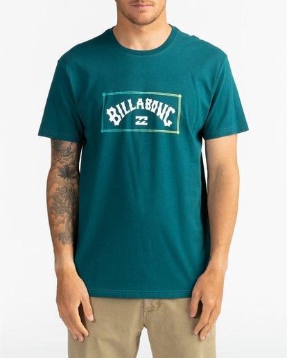 2 Arch - T-Shirt für Männer  U1SS58BIF0 Billabong