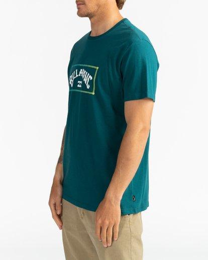 3 Arch - T-Shirt für Männer  U1SS58BIF0 Billabong