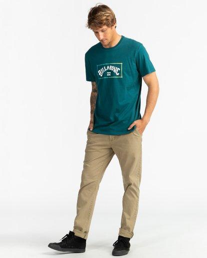 4 Arch - T-Shirt für Männer  U1SS58BIF0 Billabong