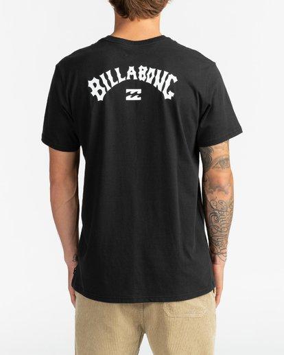 5 Arch Wave - T-Shirt für Männer Schwarz U1SS59BIF0 Billabong