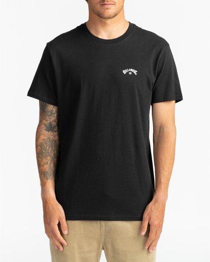 2 Arch Wave - T-Shirt für Männer Schwarz U1SS59BIF0 Billabong