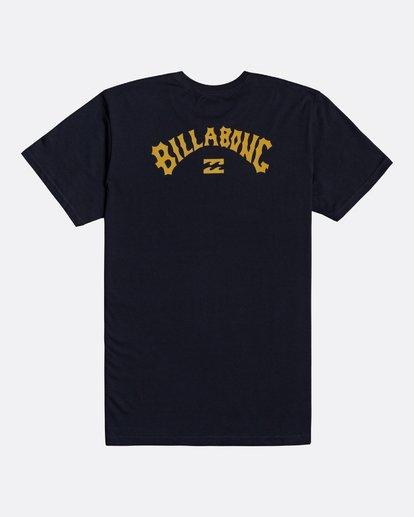 4 Arch Wave - Camiseta para Hombre Azul U1SS60BIF0 Billabong