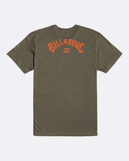4 Arch Wave - Camiseta para Hombre Multicolor U1SS60BIF0 Billabong
