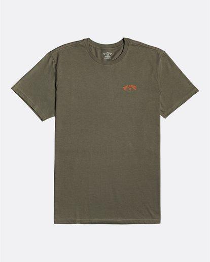 3 Arch Wave - Camiseta para Hombre Multicolor U1SS60BIF0 Billabong